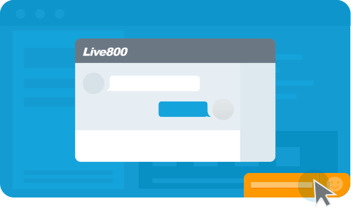 Live800 live chat makes chat easier
